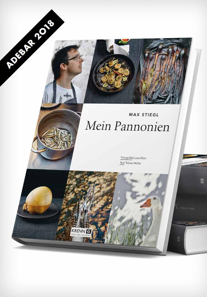 """Kochbuch """"Max Stiegl – Mein Pannonien"""""""