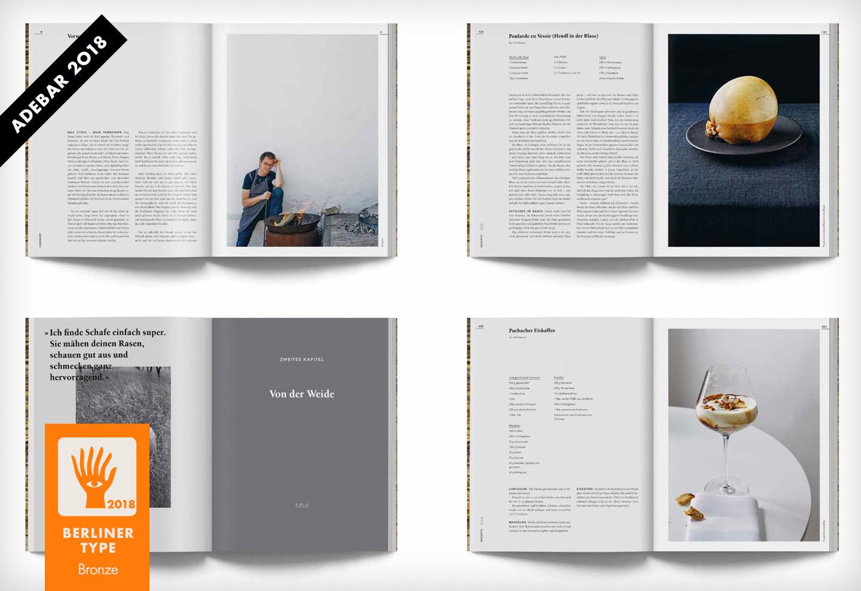 """Cookbook """"Max Stiegl – Mein Pannonien"""""""